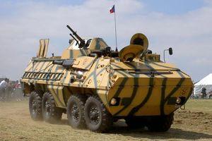 Xe thiết giáp chở quân bánh lốp của Đông Âu khiến BTR Liên Xô phải 'ngước nhìn'