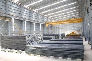 Hơn 1,3 triệu tấn thép Hòa Phát cung cấp cho thị trường trong 6 tháng