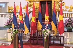 Tạo bước ngoặt trong quan hệ song phương Việt Nam - Armenia