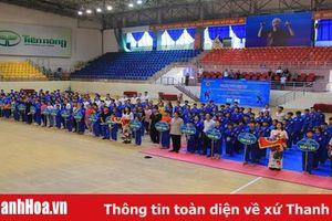 Gần 300 VĐV tranh tài tại giải vô địch các CLB mạnh Vovinam tỉnh Thanh Hóa – Cúp Tiến Nông 2019