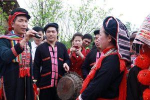 Páo dung, nghệ thuật diễn xướng truyền thống đặc sắc của người Dao