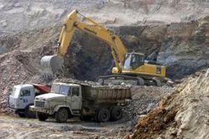 Tăng cường công tác quản lý khai thác khoáng sản, xây dựng