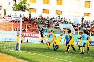 Vòng 14 V.League: Chờ Sanna Khánh Hòa - Biển Việt Nam vượt khó