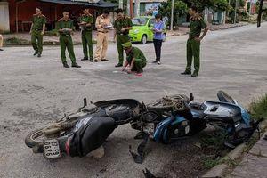 Điện Biên: Hai xe máy va chạm tại ngã tư, 1 người tử vong