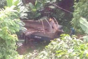 Sơn La: Xe tải lao xuống vực, 3 người thương vong