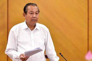 Phó Thủ tướng Chính phủ Trương Hòa Bình: Làm rõ việc Big C phân biệt đối xử hàng Việt
