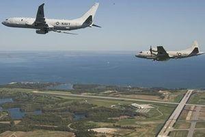 Su-27 Nga chặn máy bay do thám Mỹ áp sát Crimea