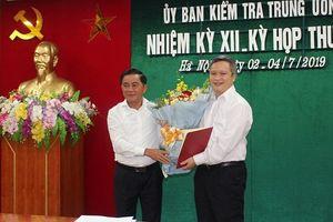 Ban Bí thư chỉ định ông Trần Tiến Hưng làm Phó Bí thư Hà Tĩnh