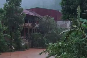 Huyện Sốp Cộp, Sơn La thiệt hại hơn 3 tỷ đồng vì mưa lũ