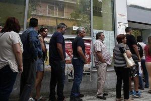 Thất nghiệp - 'Nỗi ám ảnh' của Hy Lạp sau 9 năm khủng hoảng tài chính