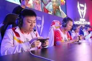 Cập nhật AWC 2019: Đánh bại Trung Quốc 4-1, Việt Nam Wildcard ghi tên vào vòng bán kết!