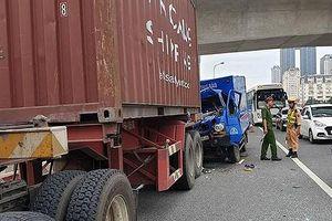 Một số vụ tai nạn thảm khốc liên quan đến xe container trong năm 2019