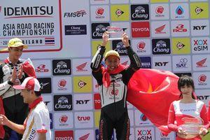 Honda Racing Vietnam lọt top 10 đội đua hàng đầu châu Á sau nửa mùa giải ARRC 2019