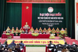 Hướng tới đại hội MTTQ Việt Nam các cấp, nhiệm kỳ 2019 - 2024: Những kinh nghiệm đúc rút từ đại hội cấp huyện