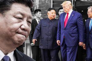 Từ Osaka đến DMZ, TT Trump 'chiếm lấy' hội nghị G20, làm lu mờ ông Tập