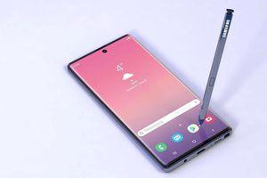 Xuất hiện bộ ảnh chi tiết của Galaxy Note10 và Note10 Plus