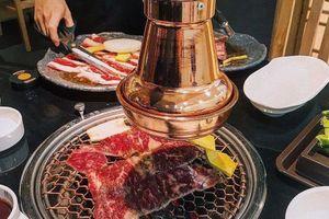 Nhà hàng từ chối nướng thịt tại bàn cho khách vì hệ thống hút mùi hỏng