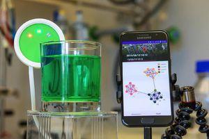 'Lưỡi điện tử' đã có thể nếm và phân biệt các loại chất lỏng