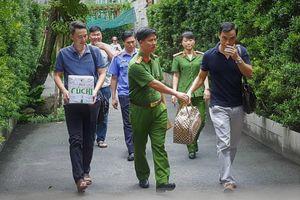 Bộ Công an khám xét nhà ông Lê Tấn Hùng nhiều giờ liền