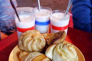 'Nành đường, nành bò' là thức uống hút khách gì ở Đà Lạt?