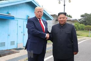 Tổng thống Trump: Quan hệ Mỹ-Triều chưa bao giờ tốt như thế này