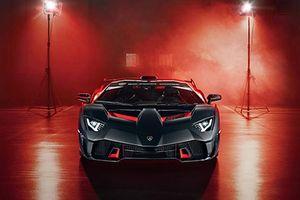 Siêu xe Lamborghini SC18 Alston độc nhất, giá tới 163 tỷ đồng