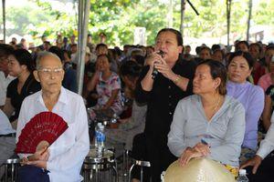 Chính quyền đối thoại với người dân sống ở khu vực bãi rác Khánh Sơn: Không tìm được tiếng nói chung