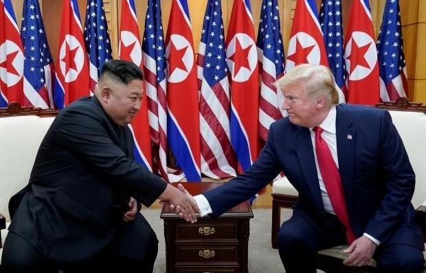 Trung Quốc được Mỹ chia sẻ về cuộc gặp Trump - Kim mới nhất