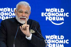 Ấn Độ muốn tổ chức Diễn đàn Davos phiên bản riêng