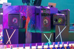 LG ra mắt dòng loa XBoom đa tính năng