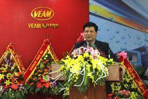 Đề nghị cho thôi các chức vụ trong Đảng đối với cựu Tổng giám đốc VEAM