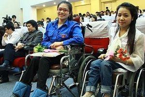 Người khuyết tật nói lên tiếng nói của mình