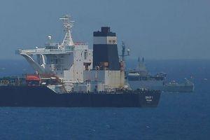 Iran dọa bắt tàu Anh để 'trả đũa' vụ bắt giữ tàu chở dầu