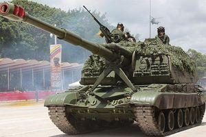 Quân đội Venezuela thị uy sức mạnh trong duyệt binh mừng quốc khánh