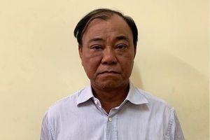 Bắt giam ông Lê Tấn Hùng