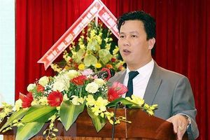 Ông Đặng Quốc Khánh giữ chức Bí thư Tỉnh ủy Hà Giang