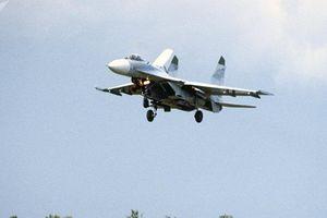 Khoảnh khắc tiêm kích Nga chặn máy bay trinh sát Mỹ gần Crimea