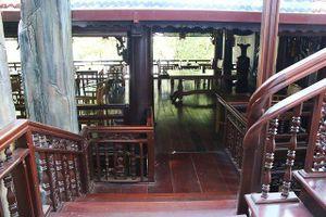 Ngôi nhà gỗ 5 tầng 'độc nhất vô nhị' của lão gia ở Hà Tĩnh