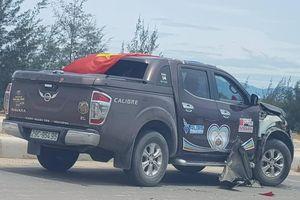 Vụ hàng chục ô tô bán tải Nissan đua xe trái phép ở Quảng Bình: Công an vào cuộc