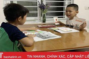 Cho trẻ em Hà Tĩnh kỳ nghỉ hè 'tại gia' lý thú và bổ ích