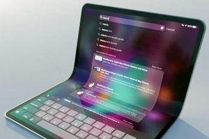 Apple có thể đang phát triển một chiếc iPad 5G màn hình gập