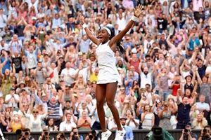 Tay vợt 15 tuổi giành chiến thắng 'không tưởng' tại Wimbledon 2019