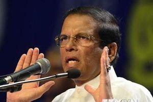 Tổng thống Sri Lanka bác bỏ thỏa thuận quân sự với Mỹ