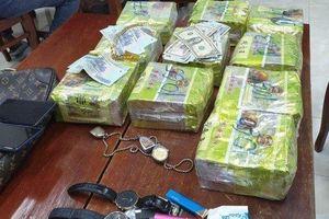 Giấu 7kg ma túy trong vali từ Campuchia nhập cảnh vào Việt Nam