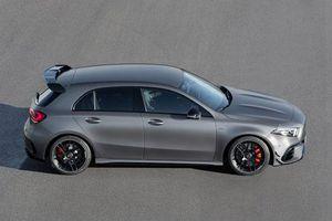 Khám phá hatchback Mercedes-Benz cỡ nhỏ mạnh 421 mã lực khiến Audi RS3 phải 'run sợ'