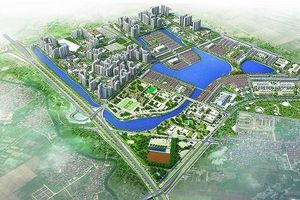 Cho phép chuyển nhượng một phần Khu đô thị Gia Lâm