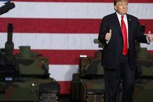 Trump tự hào khi phát biểu nhân ngày Quốc khánh Mỹ
