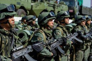 Nga sẽ vẫn giúp Venezuela tăng sức mạnh vũ trang
