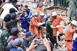 Công nhân Campuchia làm việc nguy hiểm, nhận lương thấp