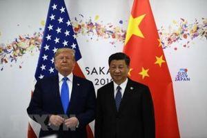 Nối lại đàm phán thương mại Mỹ-Trung: Tia hy vọng le lói